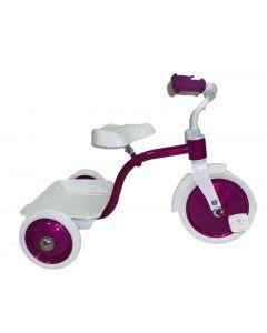 Trehjulsykkel - rosa