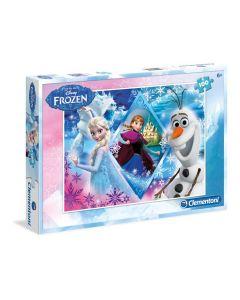 Clementoni Disney Frozen puslespill - 100 brikker