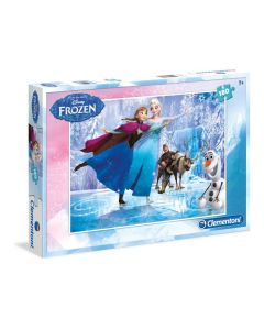 Clementoni Disney Frozen puslespill - 180 brikker