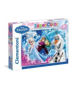 Clementoni Disney Frozen puslespill - 60 brikker