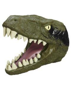 Jurassic Park Chomping Dino Head Velociraptor