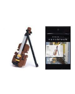 Nanoblock mini fiolin