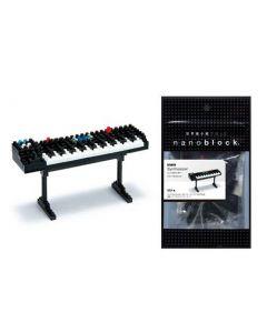 Nanoblock mini synthesizer