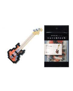 Nanoblock mini elektrisk bass