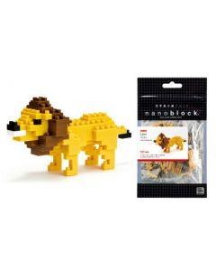 Nanoblock mini løve