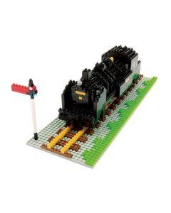 Nanoblock lokomotiv
