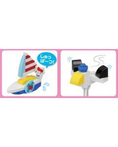 Nanoblock plus Hello Kitty yacht