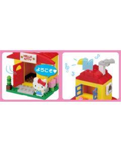 Nanoblock plus Hello Kitty - Kittys hus