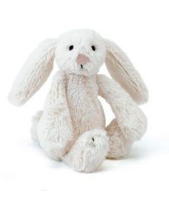 Jellycat cream kanin plysjbamse - 18 cm