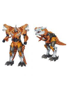 Transformers Age of Extinction Flip and Change figur - Grimlock
