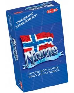 Tactic Norge Quiz Reisespill