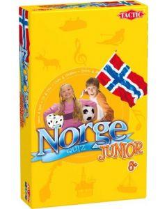 Tactic Norge Quiz Junior Reisespill