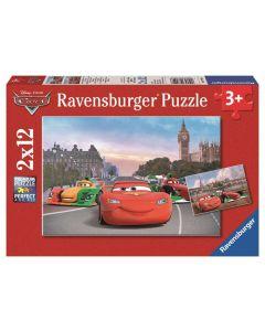 Ravensburger puslespill Disney Cars 2x12