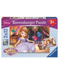 Ravensburger puslespill Disney Sofia - 2x12