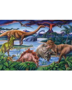 Ravensburger puslespill dinosaurer - 35 brikker