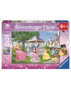 Ravensburger puslespill Disney Princess - 2x24