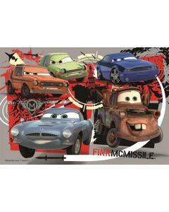 Ravensburger puslespill Disney Cars - 2x24