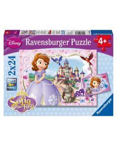 Ravensburger puslespill Disney Sofia - 2x24