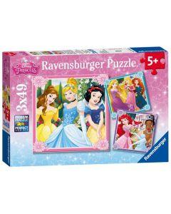 Ravensburger puslespill Disney Princess - 3x49