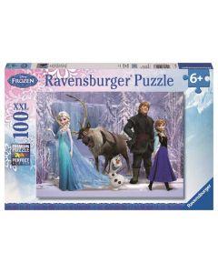Ravensburger puslespill Disney Frozen - 100 brikker