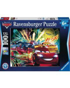 Ravensburger puslespill Disney Cars - 100 biter
