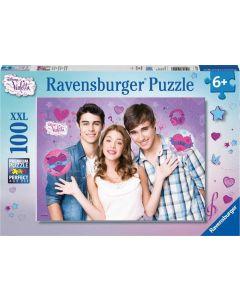 Ravensburger puslespill Disney Violetta - 100 biter