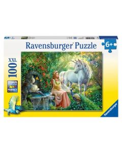 Ravensburger puslespill Disney Princess - 100 biter