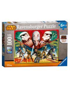 Ravensburger puslespill Star Wars - 100 biter