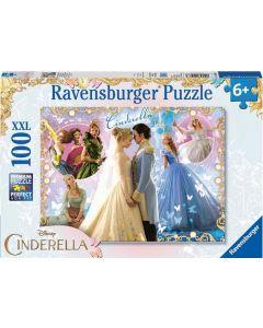 Ravensburger puslespill Disney Askepott - 100 biter