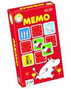 Tactic Moomin Memo Reisespill