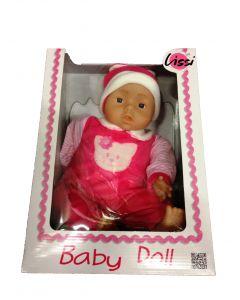 Lissi Baby Doll - Babydukke
