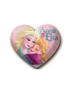 Disney Frozen Hjerteformet pute