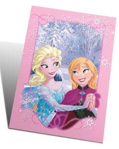 Disney Frozen A4 Skrivebok - 40 Ark