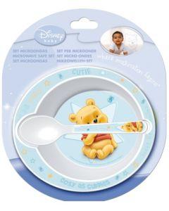 Disney Ole Brumm Baby Gavesett 2 Deler