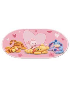 Disney Ole Brumm Baby - Spisebrikke Rosa
