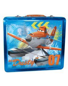 Disney Planes tegnekoffert i tinn med innhold