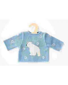 Heless Pullover 35-45 cm - Blå