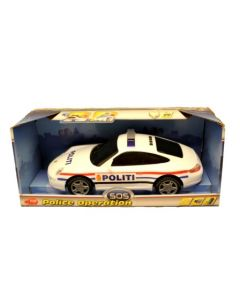 Police Operation Politibil - 1:18 - Porshe