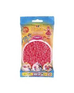 Hama Midi 1000 perler Klar Rosa