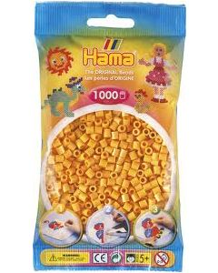 Hama Midi 1000 perler Gul