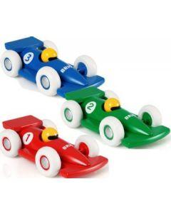 BRIO Racerbil grønn