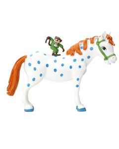Pippi Langstrømpes hest Lilla Gubben og Herr Nilsson