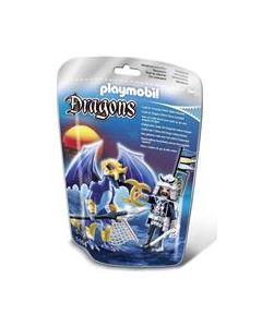 Playmobil isdrage med kriger