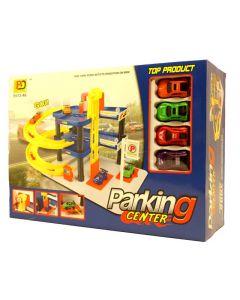 Garasje med 4 biler inkludert