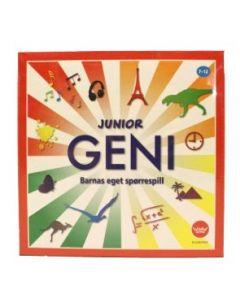 Junior GENI - barnas eget brettspill