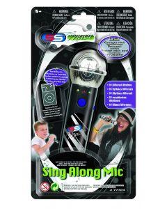 Sing Along mikrofon - svart