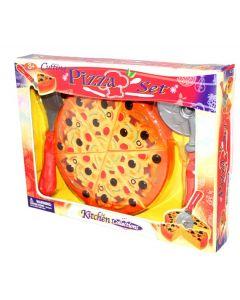 Pizzasett 6 deler