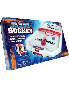 Air-Hockey - luftfunksjon - batteridrevet