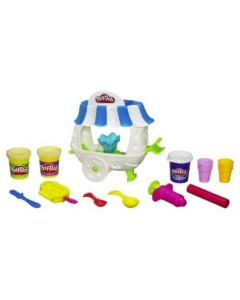 Play-doh Iskremfabrikk