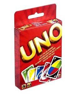 Get Wild 4 Uno Kortspill